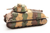 Artitec - 1/87 - French Army Somua 1935 (Metal Model Kit)