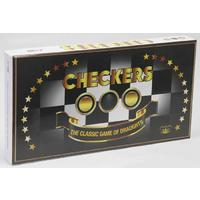 Checkers: The Classic Game of Draughts (Board Game)