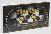 Checkers: The Classic Game of Draughts (Board Game) - Cover