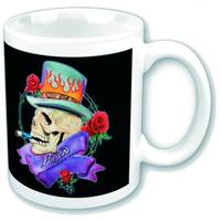 Poison - Skull Logo (Ceramic Boxed Mug)