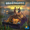 Broadhorns: Early Trade on the Mississippi (Board Game)