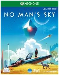 No Man's Sky (Xbox One) - Cover