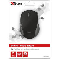 Trust - Oni Wirless Micro Mouse - Black