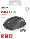 Trust - Yvi FX Wireless Mouse - Black