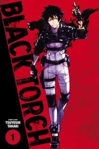 Black Torch, Vol. 1 - Tsuyoshi Takaki (Paperback)