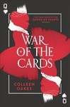 War of the Cards - Colleen Oakes (Paperback)