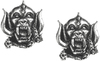 Motorhead - Warpig (Ear Studs) Cover