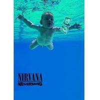 Nirvana - Nevermind (Postcard)