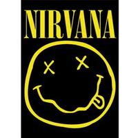 Nirvana - Smiley (Postcard)
