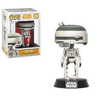 Funko Pop! Star Wars - Solo - L3-37 - Cover