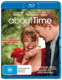 About Time (Blu-ray) - Cover