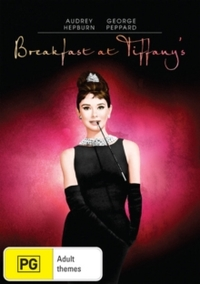 Breakfast at Tiffany's (DVD) - Cover
