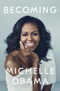 Becoming - Michelle Obama (Hardcover) - Cover