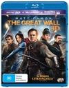 Great Wall (Blu-ray)