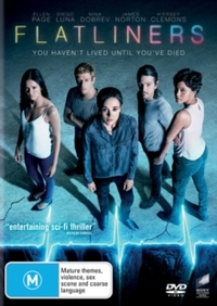 Flatliners (DVD) - Cover