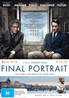 Final Portrait (DVD)
