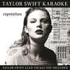 Taylor Swift - Taylor Swift Karaoke: Reputation (CD)