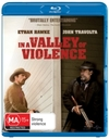 In a Valley of Violence (Blu-ray)