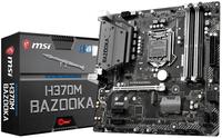 MSI H370M Bazooka LGA 1151 Micro-ATX Gaming Motherboard