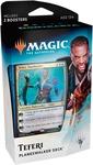 Magic: The Gathering - Dominaria Planeswalker Deck - Teferi (Trading Card Game)