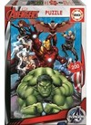 Educa - Avengers  Puzzle (200 Pieces)