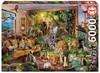 Educa - Entering the Bedroom  Puzzle (6000 Pieces)