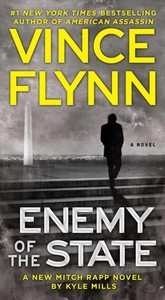 Enemy of the State - Vince Flynn (Paperback)