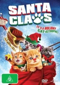 Santa Claus - The Movie (DVD) - Cover