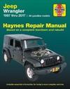 Jeep Wrangler, '87-'17 - Haynes (Paperback)