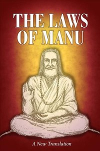 The Laws of Manu - Julian Hubbersgilt (Hardcover) - Cover
