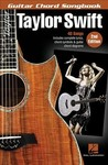 Taylor Swift Guitar Chord Songbook - Taylor Swift (Paperback)