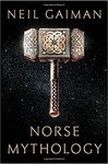 Norse Mythology - Neil Gaiman (Hardcover)