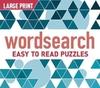 Large Print Wordsearch - Arcturus Publishing Ltd (Paperback)