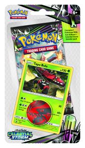 Pokémon TCG - Sun & Moon: Celestial Storm Checklane Blister (Trading Card Game) - Cover