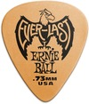 Ernie Ball Everlast 0.73mm Guitar Plectrum (Orange)