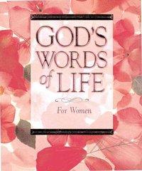 God's Words of Life For Women - Running Press (Hardcover) - Cover
