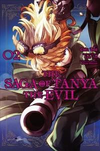 The Saga of Tanya the Evil 2 - Carlo Zen (Paperback) - Cover