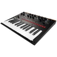 Korg Monologue 25 Key Monophonic Analog Synthesizer (Black)