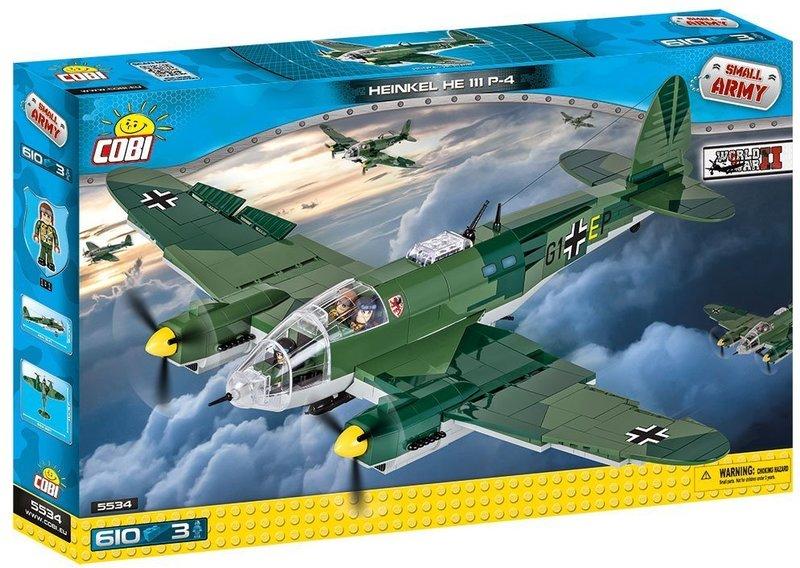 Cobi - Small Army - Heinkel He 111 (610 Pieces)