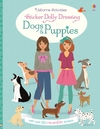 Sticker Dolly Dressing Dogs and Puppies - Fiona Watt (Paperback)
