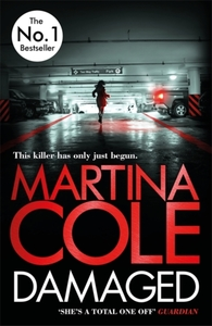 Damaged - Martina Cole (Paperback) - Cover