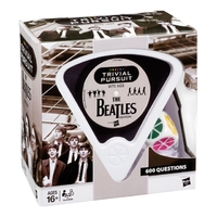 Trivial Pursuit - The Beatles (Party Game) - Cover