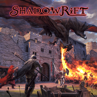 Shadowrift: 2nd Edition (Card Game) - Cover