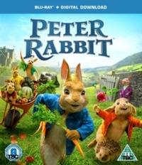 Peter Rabbit (Blu-ray) - Cover