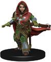 Wardlings - Painted Minis: Girl Ranger & Lynx (Miniatures)