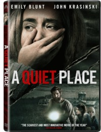 A Quiet Place (DVD) - Cover