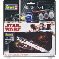 Star Wars - Jedi Starfighter (Model Kit) - Cover