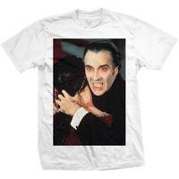 Studio Canal Son Of Dracula Film Still Mens White T-Shirt (Large)