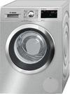 Bosch - Serie 6 EcoSilence Active Oxygen Washing Machine (Silver Inox)