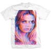 Studio Canal The Wickerman Britt Ekland Mens White T-Shirt (Medium)
